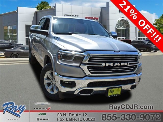2019 Ram 1500 Crew Cab 4x4,  Pickup #R1731 - photo 1