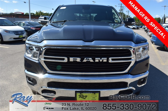 2019 Ram 1500 Crew Cab 4x4,  Pickup #R1742 - photo 10