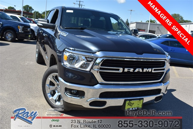 2019 Ram 1500 Crew Cab 4x4,  Pickup #R1742 - photo 11
