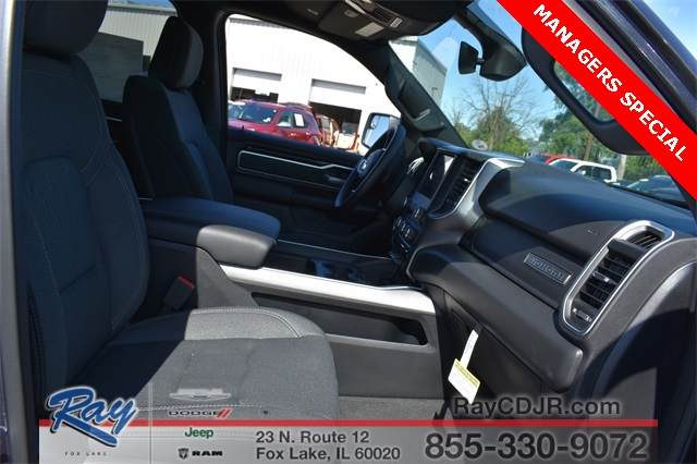 2019 Ram 1500 Crew Cab 4x4,  Pickup #R1742 - photo 15