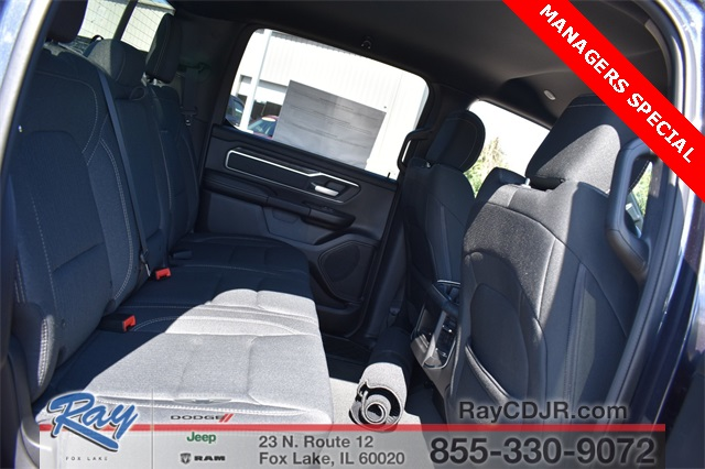 2019 Ram 1500 Crew Cab 4x4,  Pickup #R1742 - photo 16