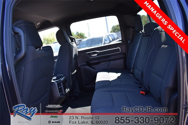 2019 Ram 1500 Crew Cab 4x4,  Pickup #R1742 - photo 19