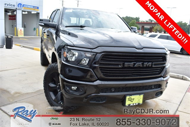 2019 Ram 1500 Crew Cab 4x4,  Pickup #R1744 - photo 10