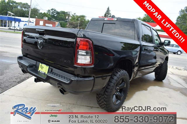 2019 Ram 1500 Crew Cab 4x4,  Pickup #R1744 - photo 2
