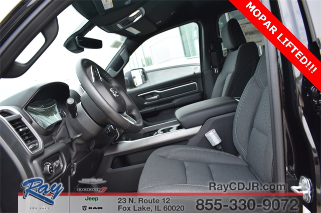 2019 Ram 1500 Crew Cab 4x4,  Pickup #R1744 - photo 24