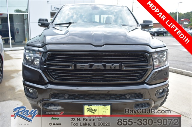 2019 Ram 1500 Crew Cab 4x4,  Pickup #R1744 - photo 9