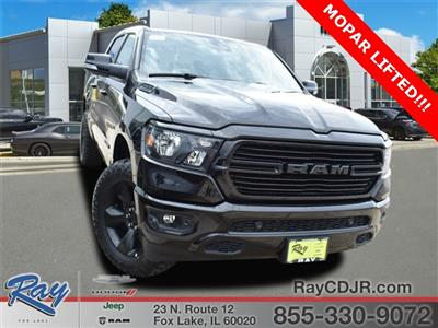 2019 Ram 1500 Crew Cab 4x4,  Pickup #R1744 - photo 1