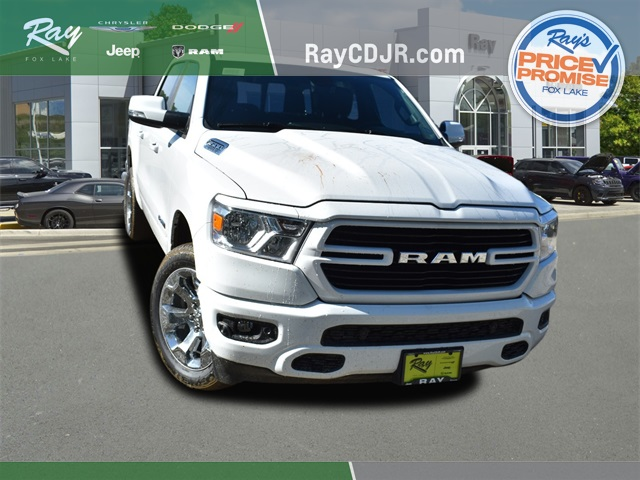 2020 Ram 1500 Crew Cab 4x4,  Pickup #R1750 - photo 1