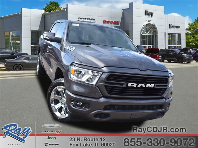 2020 Ram 1500 Crew Cab 4x4,  Pickup #R1751 - photo 1