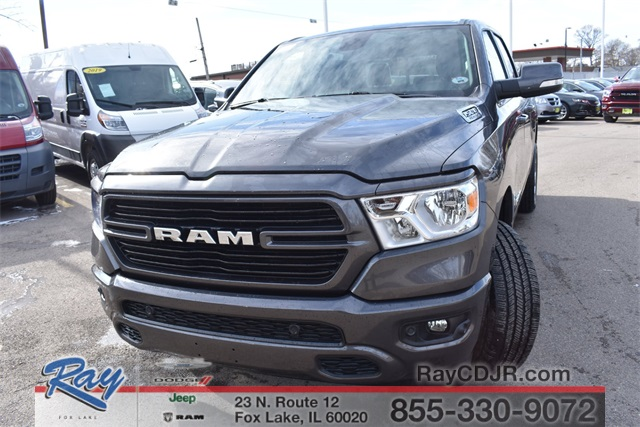 2020 Ram 1500 Crew Cab 4x4,  Pickup #R1751 - photo 9