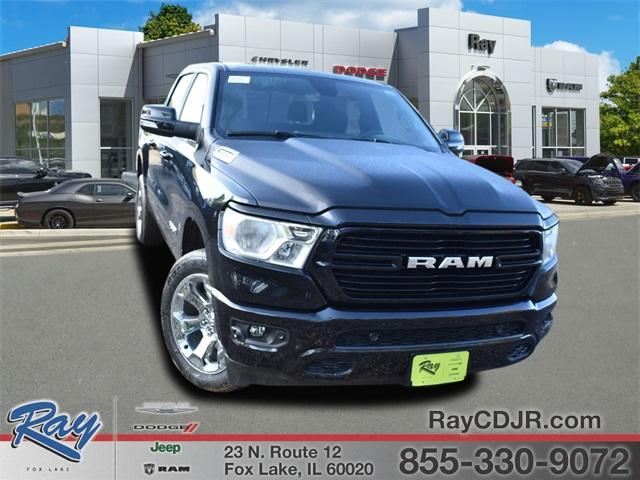 2020 Ram 1500 Crew Cab 4x4, Pickup #R1752 - photo 1