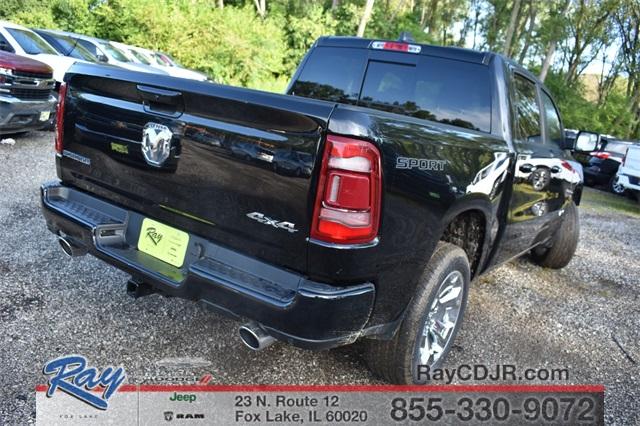 2020 Ram 1500 Crew Cab 4x4, Pickup #R1752 - photo 2