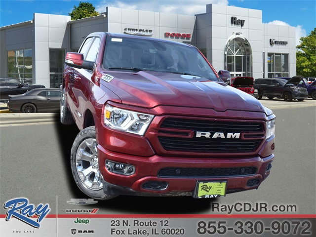 2020 Ram 1500 Crew Cab 4x4, Pickup #R1753 - photo 1