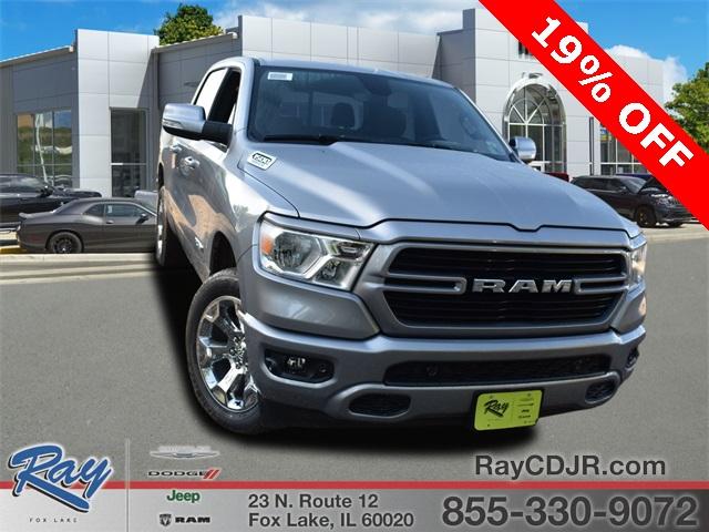 2020 Ram 1500 Crew Cab 4x4, Pickup #R1754 - photo 1