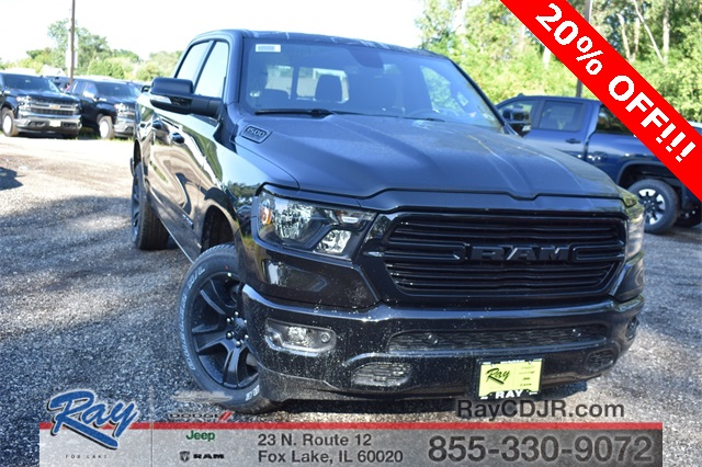2020 Ram 1500 Crew Cab 4x4,  Pickup #R1761 - photo 11