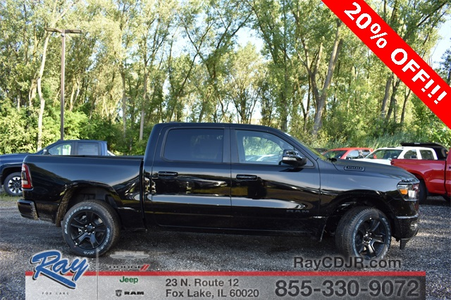 2020 Ram 1500 Crew Cab 4x4,  Pickup #R1761 - photo 3