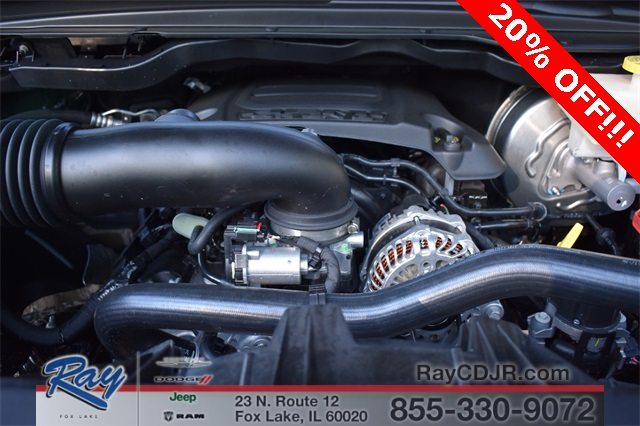 2020 Ram 1500 Crew Cab 4x4, Pickup #R1761 - photo 35