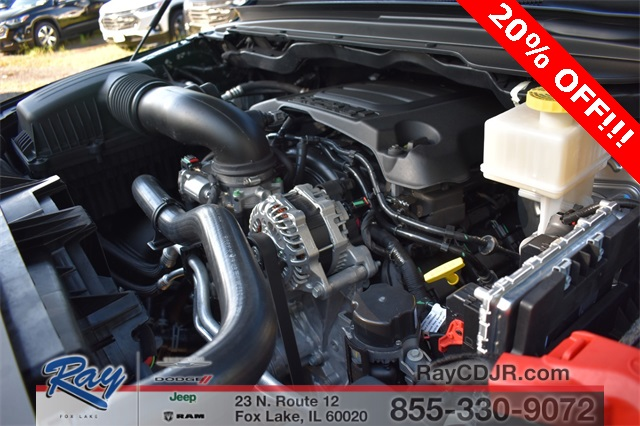 2020 Ram 1500 Crew Cab 4x4, Pickup #R1761 - photo 36