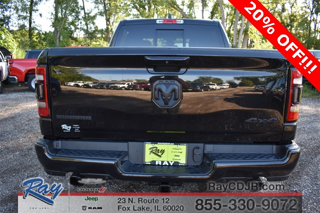 2020 Ram 1500 Crew Cab 4x4,  Pickup #R1761 - photo 4