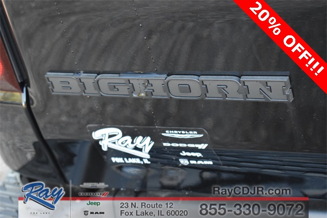 2020 Ram 1500 Crew Cab 4x4, Pickup #R1761 - photo 5