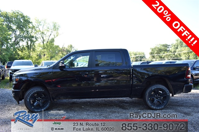 2020 Ram 1500 Crew Cab 4x4, Pickup #R1761 - photo 8