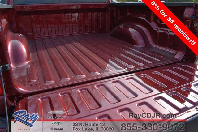 2020 Ram 1500 Crew Cab 4x4, Pickup #R1764 - photo 18