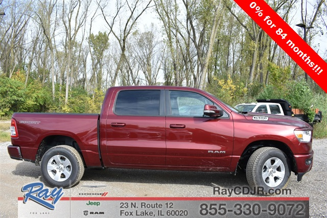 2020 Ram 1500 Crew Cab 4x4, Pickup #R1764 - photo 3