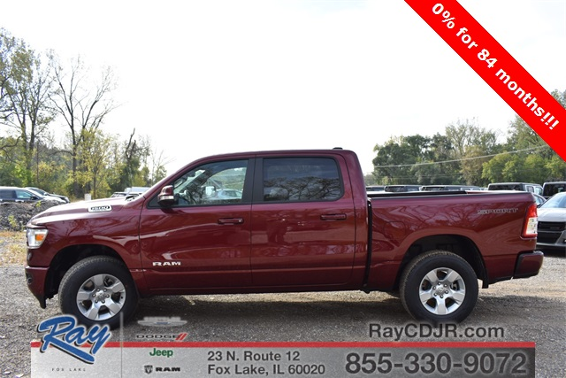 2020 Ram 1500 Crew Cab 4x4, Pickup #R1764 - photo 8