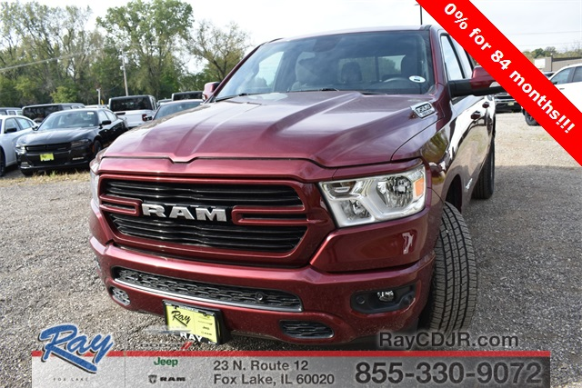 2020 Ram 1500 Crew Cab 4x4, Pickup #R1764 - photo 9