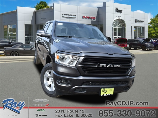 2020 Ram 1500 Crew Cab 4x4, Pickup #R1765 - photo 1