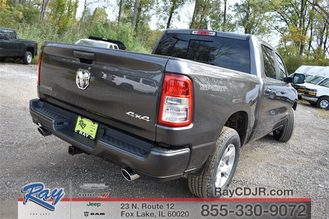 2020 Ram 1500 Crew Cab 4x4, Pickup #R1765 - photo 2