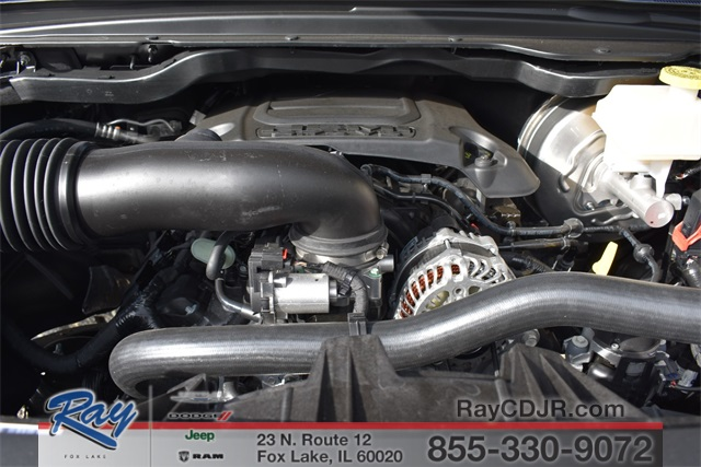2020 Ram 1500 Crew Cab 4x4, Pickup #R1765 - photo 35