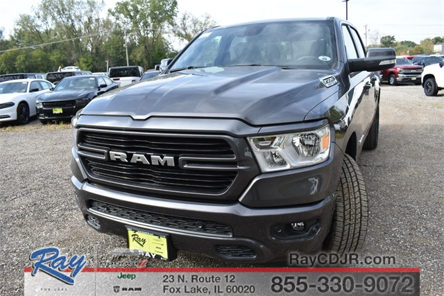 2020 Ram 1500 Crew Cab 4x4, Pickup #R1765 - photo 9