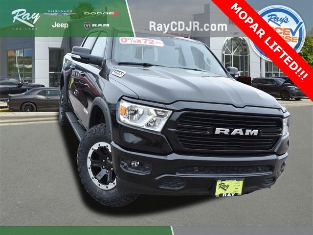 2020 Ram 1500 Crew Cab 4x4, Pickup #R1767 - photo 1