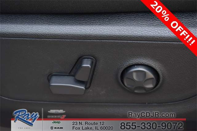 2020 Ram 1500 Crew Cab 4x4,  Pickup #R1768 - photo 25