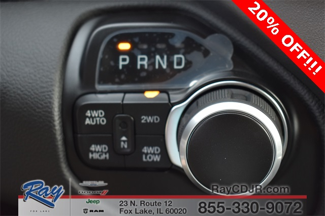 2020 Ram 1500 Crew Cab 4x4,  Pickup #R1768 - photo 29