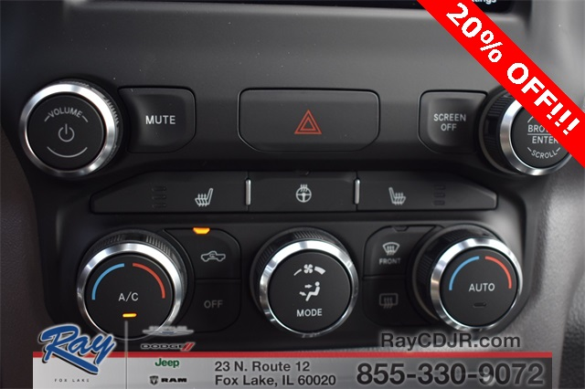 2020 Ram 1500 Crew Cab 4x4,  Pickup #R1768 - photo 31