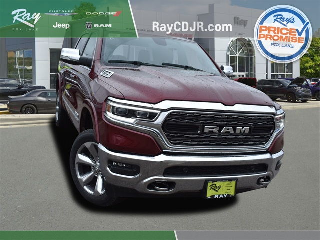 2020 Ram 1500 Crew Cab 4x4, Pickup #R1780 - photo 1
