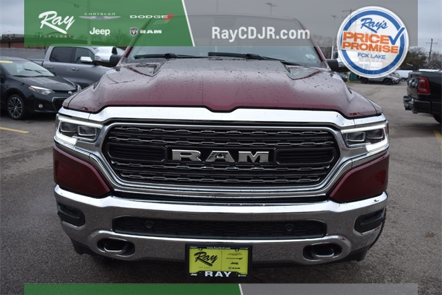 2020 Ram 1500 Crew Cab 4x4, Pickup #R1780 - photo 10