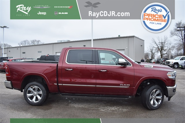 2020 Ram 1500 Crew Cab 4x4, Pickup #R1780 - photo 3