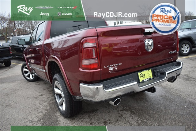 2020 Ram 1500 Crew Cab 4x4, Pickup #R1780 - photo 7