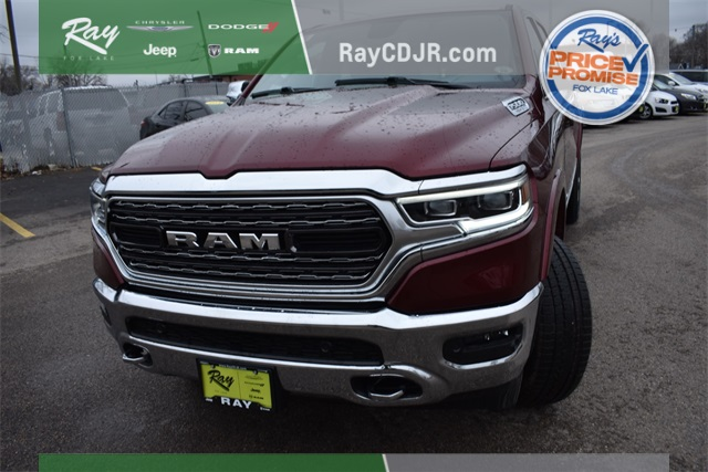 2020 Ram 1500 Crew Cab 4x4, Pickup #R1780 - photo 9