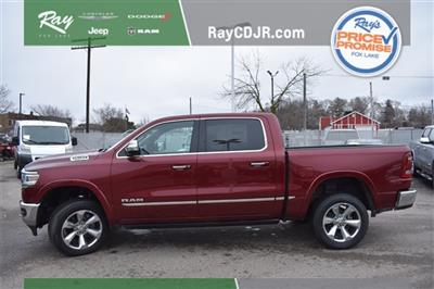 2020 Ram 1500 Crew Cab 4x4, Pickup #R1780 - photo 8