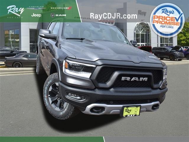 2020 Ram 1500 Crew Cab 4x4, Pickup #R1786 - photo 1