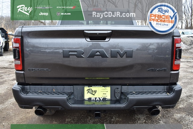 2020 Ram 1500 Crew Cab 4x4, Pickup #R1788 - photo 4