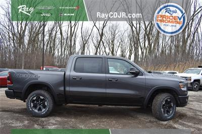 2020 Ram 1500 Crew Cab 4x4, Pickup #R1788 - photo 3