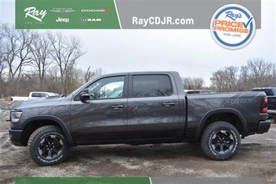2020 Ram 1500 Crew Cab 4x4, Pickup #R1788 - photo 8