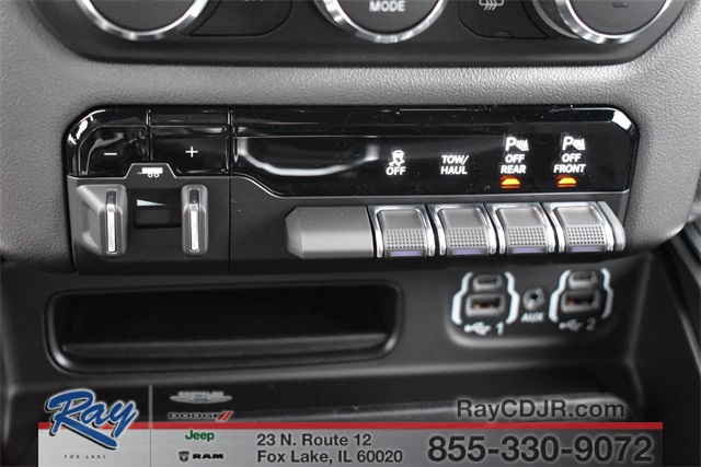 2020 Ram 1500 Crew Cab 4x4, Pickup #R1793 - photo 30