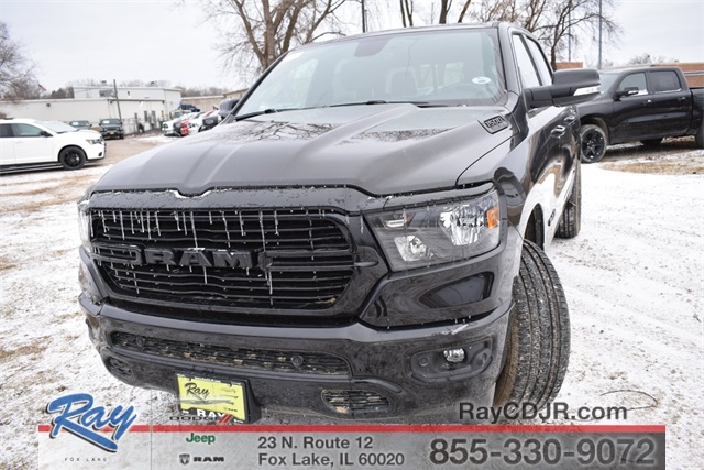 2020 Ram 1500 Crew Cab 4x4, Pickup #R1793 - photo 9