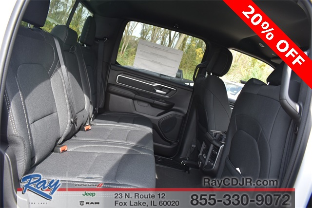 2020 Ram 1500 Crew Cab 4x4, Pickup #R1795 - photo 16
